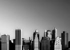 Perspective noir et blanc